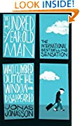 The One-Hundred-Year-Old Man Who Climbed out of a Window and Disappeared by Jonas Jonasson book cover