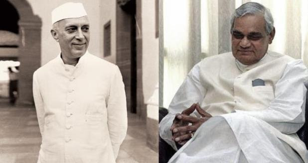 Atal Ji shared an incident about Pt. Nehru's lost picture in his speech at Parliament