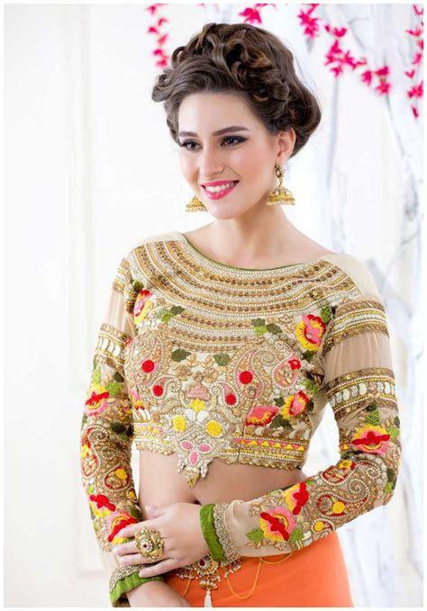 graceful blouse varieties  indian teen girls