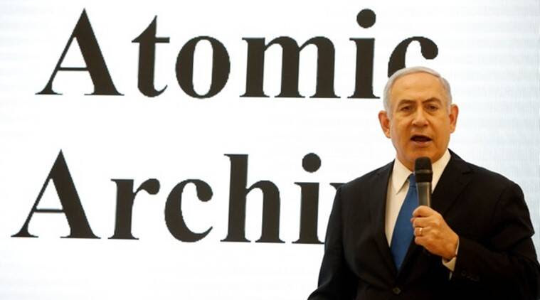 Israel publishes Iran's nuclear archives secrets