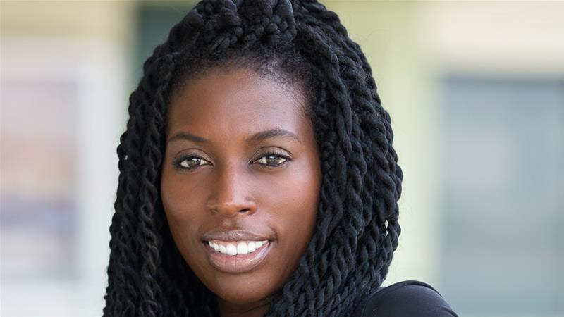 Muhammida el-Muhajir says as an African American in the US, she felt she could 'never win' [Courtesy of Muhammida el-Muhajir]