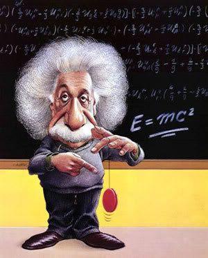Albert Einstein was a southpaw.  Cool.