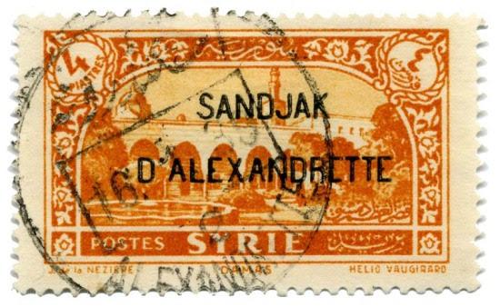 Alexandretta, Syria - Αλεξανδρέττα, Συρία