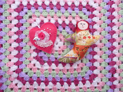 A 'Friendship Heart and Doll' So pretty! Thank you!