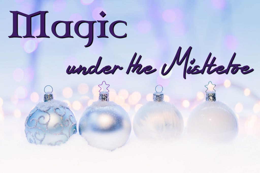 Magic under the Mistletoe banner