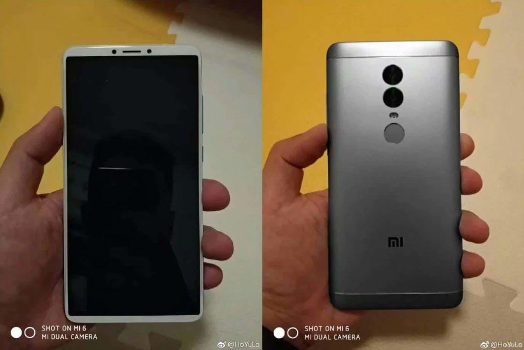 Xiaomi redmi note 6 date de sortie