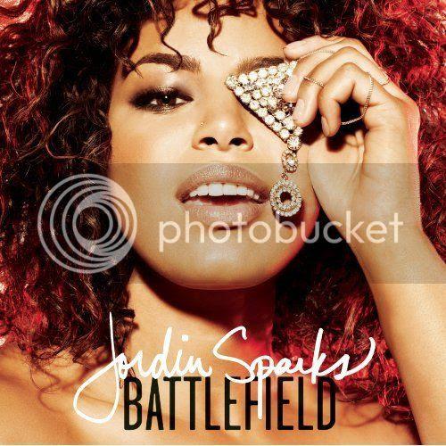 Jordin Sparks Battlefield Cover
