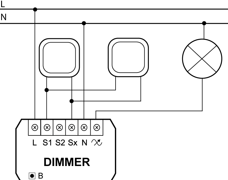 8 2 Way Wiring Diagram For Lights