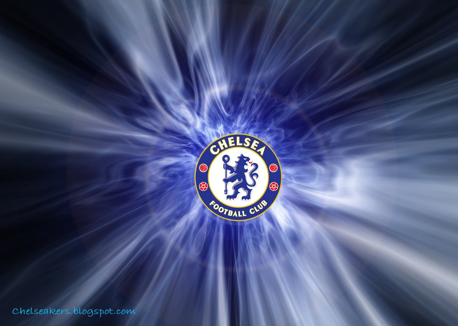 Chelsea Fc Logo Wallpaper Wallpapersafari