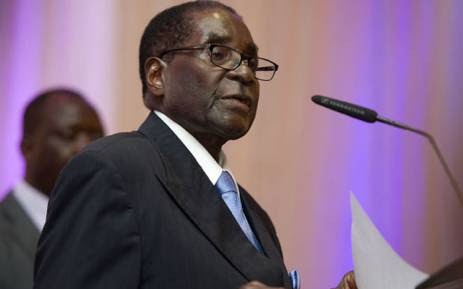 FILE: Zimbabwe's President Robert Mugabe. Picture: GCIS