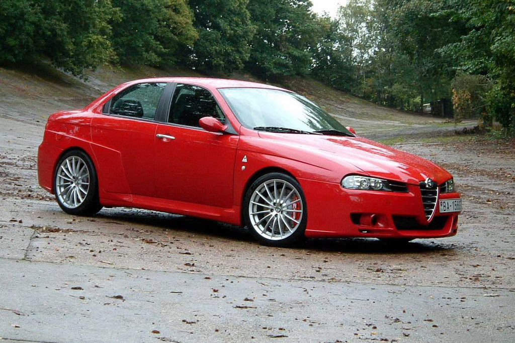 2004 Alfa Romeo 156 GTA AM  Images, Specifications and Information