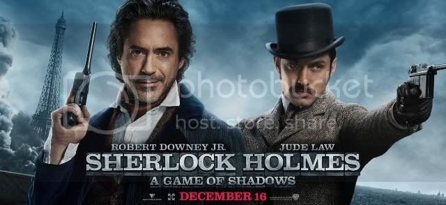 Sherlock Holmes: A Game of Shadows Pictures, Images and Photos