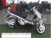 Foto Yamaha Neo prata 2008 Leno Fortaleza-CE