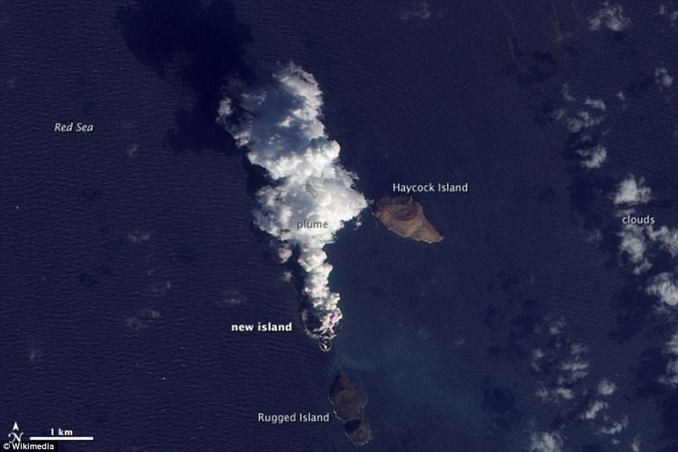 Наймолодші острови на Землі