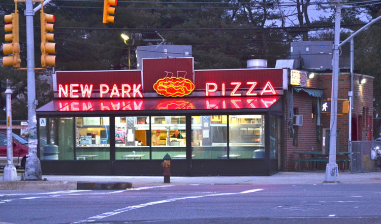 The Best Pizza in NYC New Park