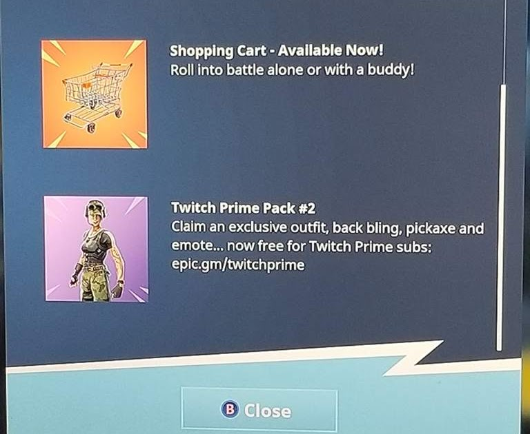 How To Link Your Twitch Prime To Fortnite | Fortnite Free 2018