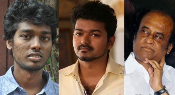 Vijay - Atlee film to start with Superstar Rajinikanth