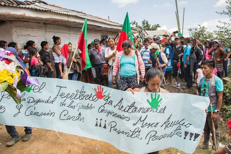 The agrarian strike which has ignited across Colombia is rooted in the historic marginalization and repression of Indigenous, rural and Afro-Colombian communities and the state's failure to fulfill promises made after earlier displays of popular mobilization.