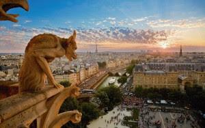 """Acabamos de ver, pela distribuição territorial dos votos nas recentes eleições, que a """"França profunda"""" não se encontra em Paris nem nas outras metrópoles. Ela se acha nas zonas rurais."""