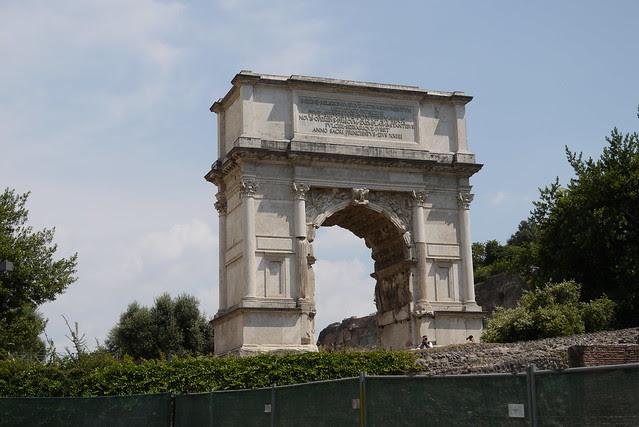 提圖斯凱旋門