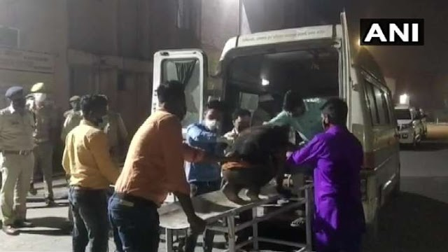 पीलीभीत में भयंकर सड़क हादसा, 7 लोगों की मौत, 32 घायल