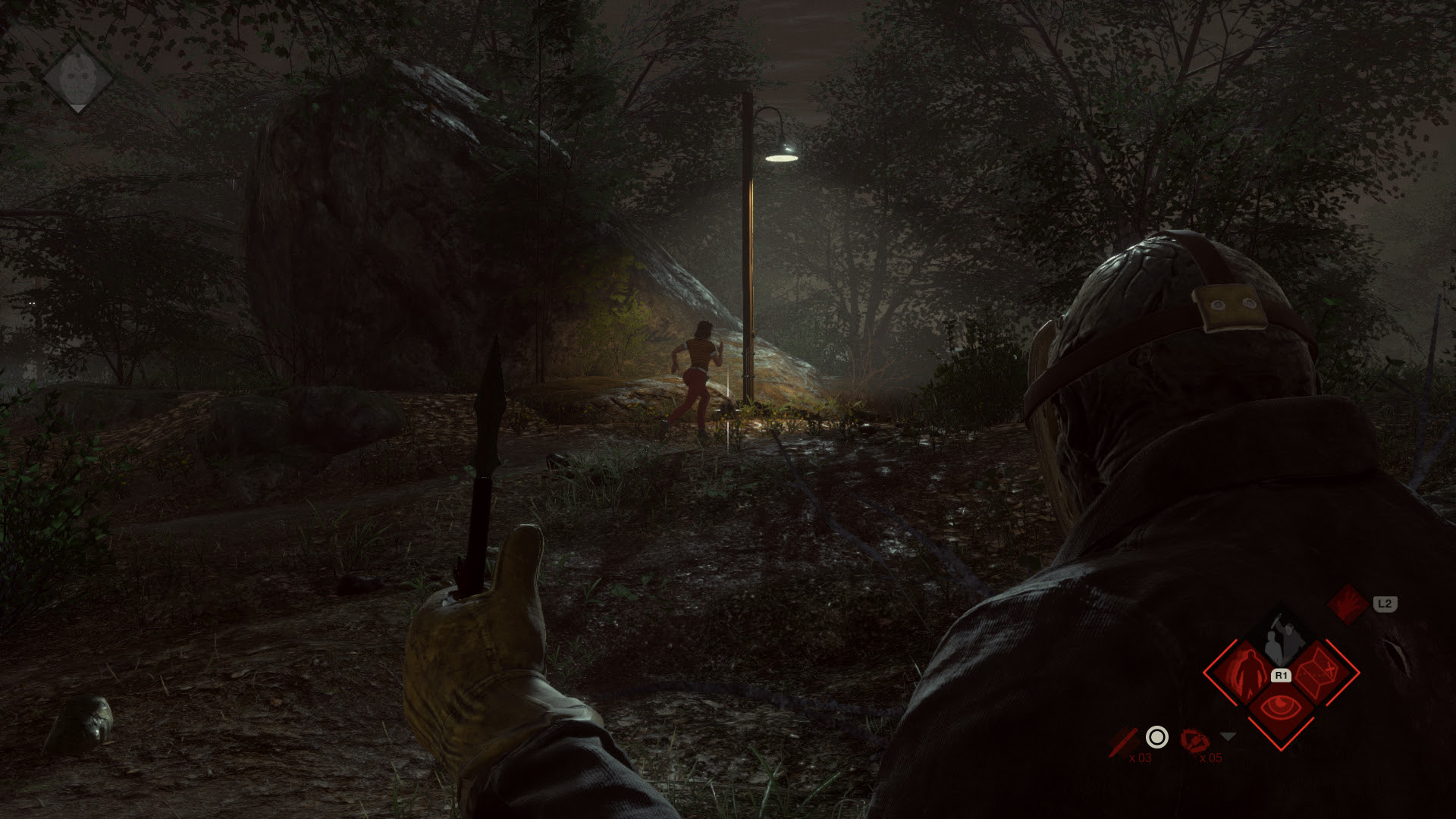 Offline Bots Friday The 13th The Game