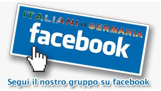 Gruppo Facebook Italiani in Germania offerte di lavoro