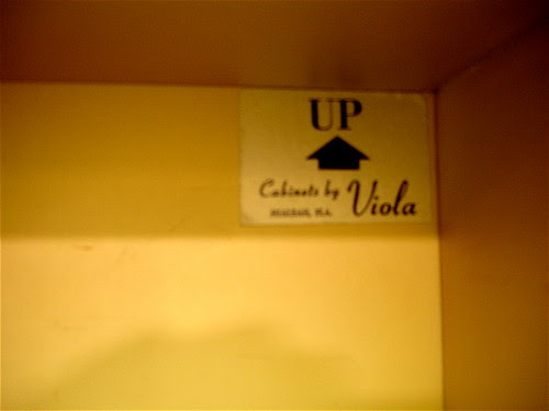 Viola cabinets
