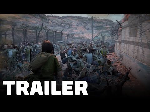 World War Z - Introducing: The Horde Trailer
