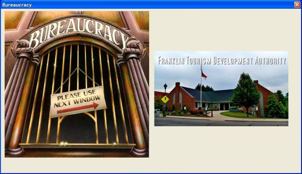 TDA Bureaucracy