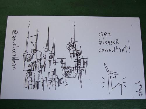 sex blogger consultant