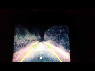 Bigfoot Chases car in Colorado Send In / Pie grande Persigue a un Auto en Colorado