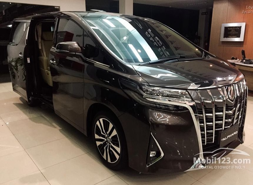 Harga Toyota Alphard 2020 Indonesia - hargamobil.com