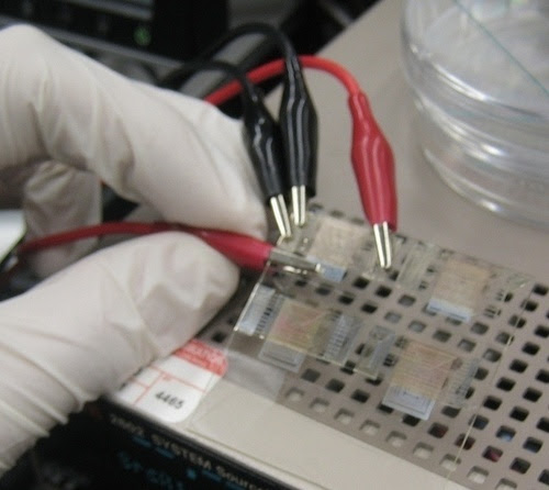 Printable Transistors? What Can't Makerbot Do?