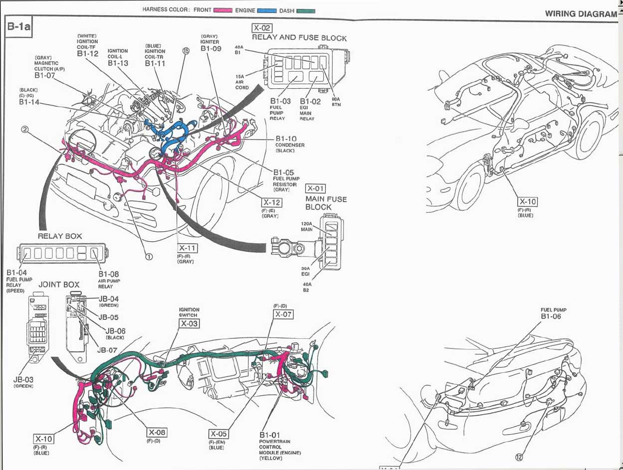 2000 Mazda Protege Stereo Wiring Diagram from lh6.googleusercontent.com