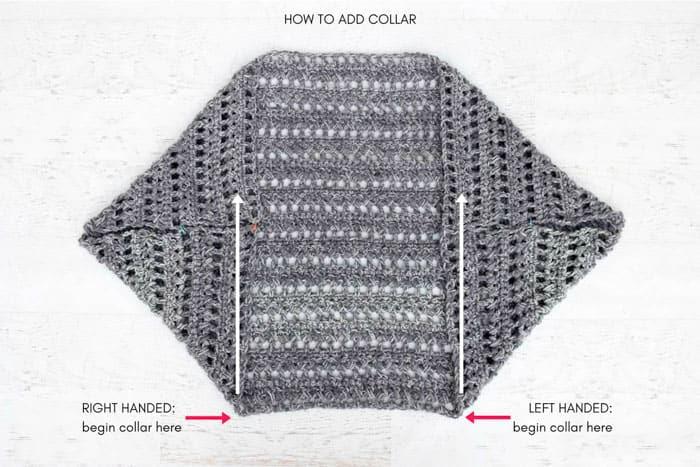 Beginners crochet for chunky cardigan easy free pattern fabrics khaki