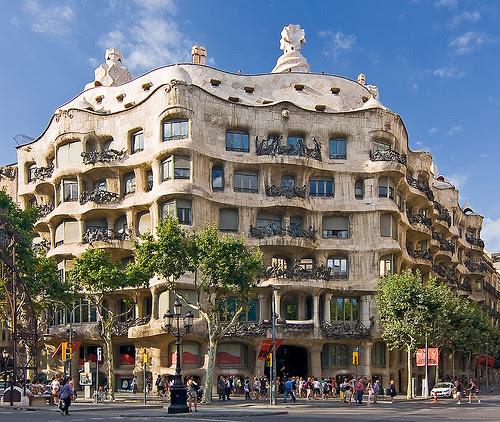 Casa Milá (La Pedrera de Gaudí)