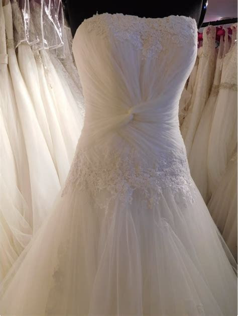 Lusan Mandongus Cupcake Full Tulle Ball Gown style Wedding