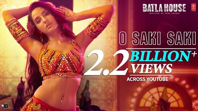 Batla House: O SAKI SAKI - Tanishk B, Neha K, Tulsi K, B Praak, Vishal-Shekhar Lyrics