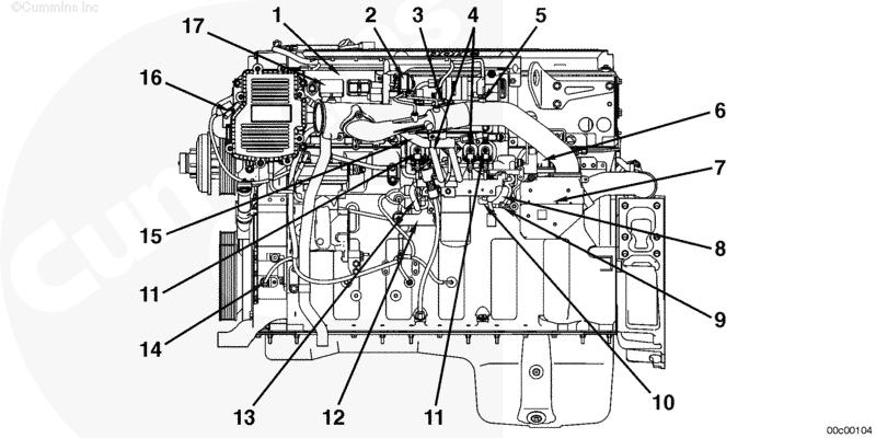 29 Cummins Isx Engine Diagram