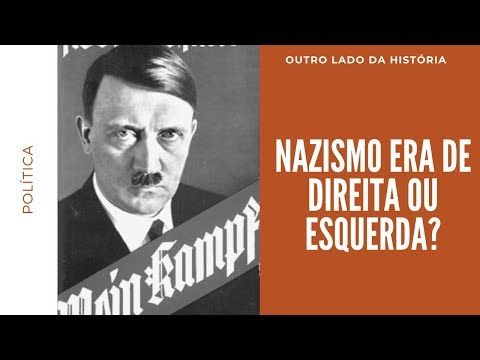 Nazismo de direita ou de esquerda?