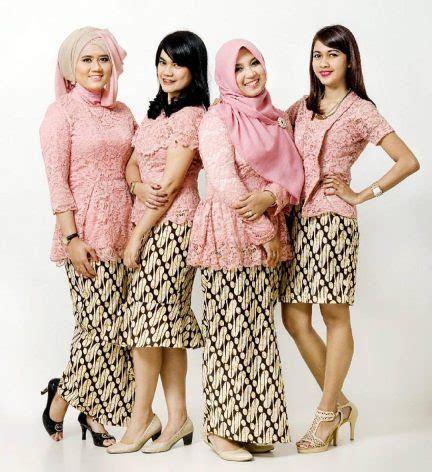 model kebaya modern modis  elegan