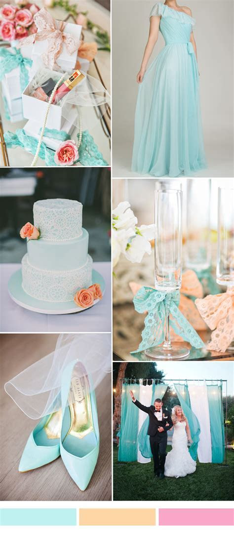 25 Hot Wedding Color Combination Ideas 2016 2017 and