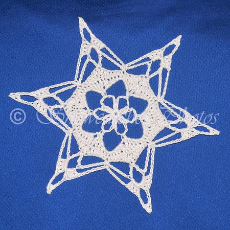 Pikes Peak Snowflake