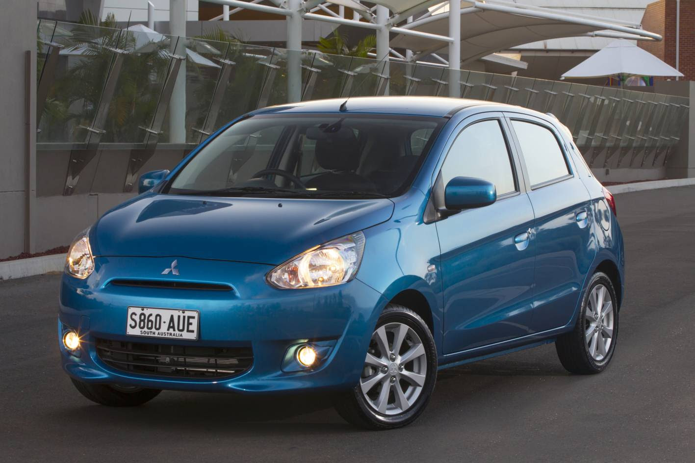 Mitsubishi Cars  News: 2014 Mirage from $12,990 driveaway