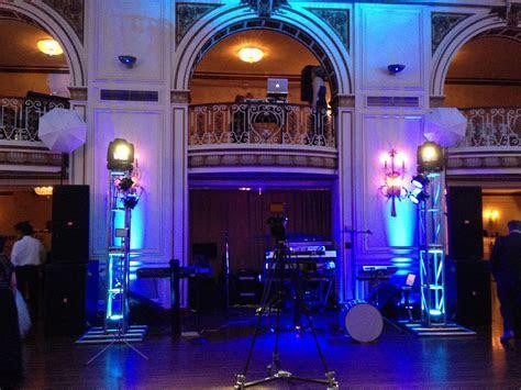 Up Lighting for your Metro Detroit Wedding ? HighNote