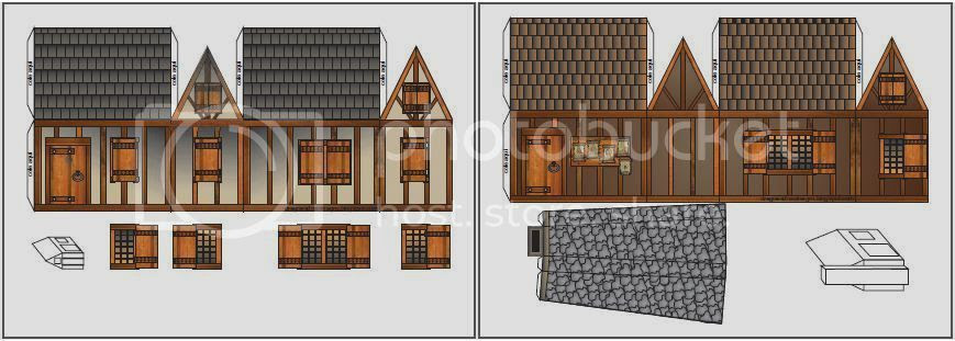 photo medeival.houses.papercraft.via.papermau.001_zpsro827xaf.jpg