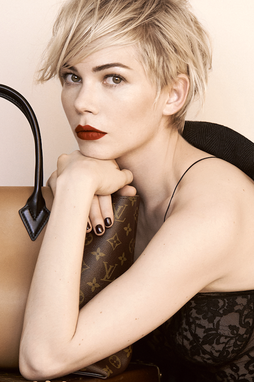 3 Le Fashion Blog 20 Inspiring Short Hairstyles Michelle Williams Hair Cut Louis Vuitton Campaign photo 3-Le-Fashion-Blog-20-Inspiring-Short-Hairstyles-Michelle-Williams-Hair-Cut-Louis-Vuitton-Campaign.png