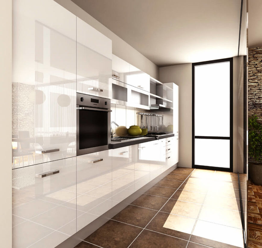 7 rectangle kitchen 870x826