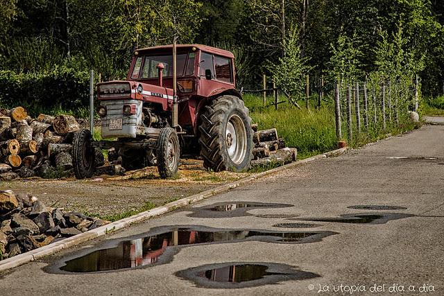 Tractor utópico